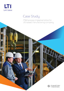 Implemented hybrid process governance which helped reduce TCO by 25% for USA based manufacture
