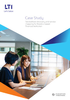 25% reduction in DC Migration for a Nordics based financial company