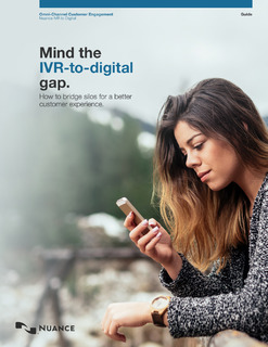 Mind the IVR-to-Digital Gap: How to Bridge Silos for a Better Customer Experience