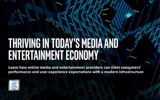 Thriving in Today's Media and Entertainment Economy