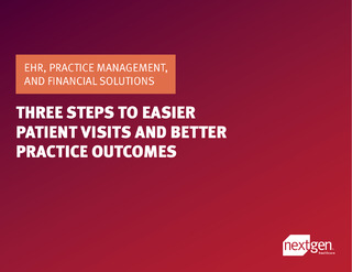 Three Steps to Easier Patient Visits and Better Practice Outcomes