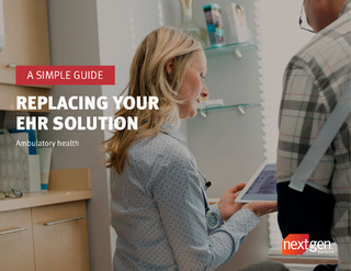 10 Steps to Replace Your EHR Solution