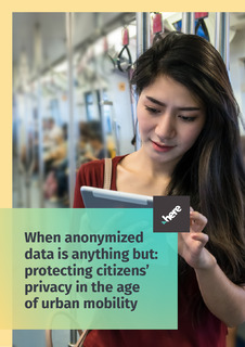 Protecting privacy in the age of urban mobility