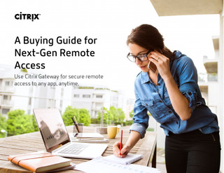 A Buying Guide for Next-Gen Remote Access