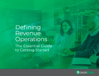 Defining Revenue Operations The Essential Guide to Getting Started