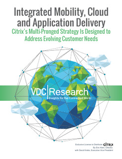 Integrated Mobility, Cloud and Application Delivery