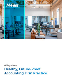 4 Keys to a Healthy, Future-Proof Accounting Firm Practice