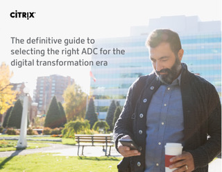 The Definitive Guide to Select the Right ADC for the Digital Transformation Era
