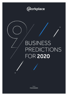 9 Bold Predictions for 2020