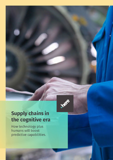 Supply chains in the cognitive era