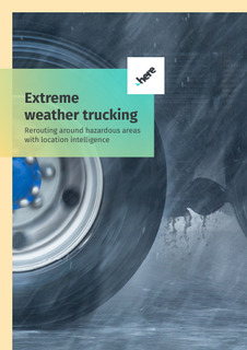 Extreme weather trucking
