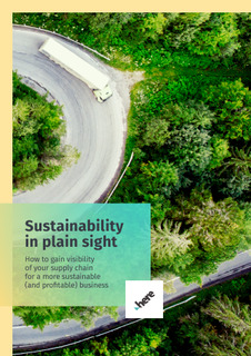 Sustainability in plain sight
