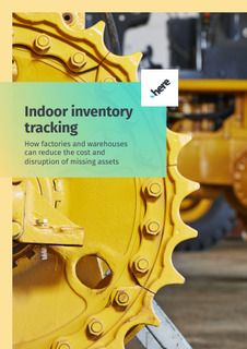 Indoor inventory tracking