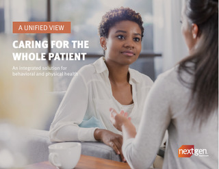 Caring for the Whole Patient: An Integrated Solution for Behavioral and Physical Health
