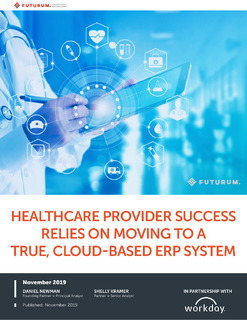 Cloud Based ERP for Healthcare