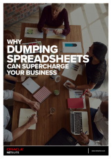 Why Dumping Spreadsheets Can Supercharge Your Business