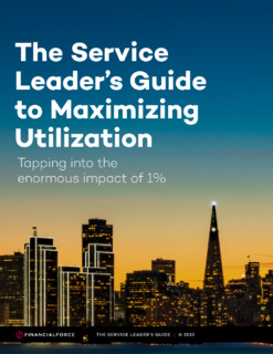 The Service Leader's Guide To Maximizing Utilization