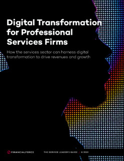 Digital Transformation for Professional Services Firms
