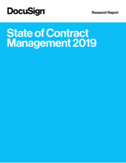 State of Management Contract US_2019