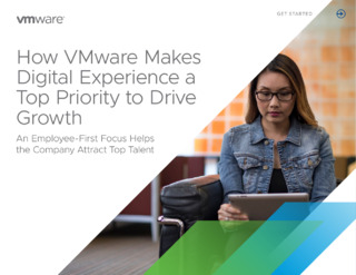WHY VMWRE IS INVESTING IN DIGITAL EXPERIENCES FOR ITS EMPLOYEES