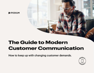 The Guide to Modern Customer Communication