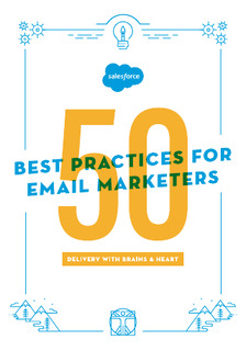 50 Best Practices for Email Marketers