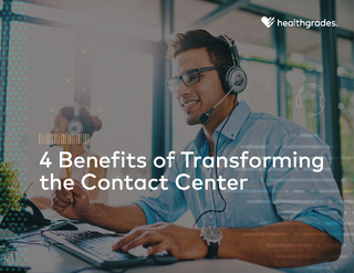 4 Benefits of Transforming the Contact Center