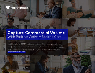 Capture Commercial Volume With Patients Actively Seeking Care