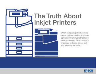 The Truth About Inkjet Printers