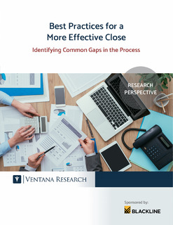 Best Practices for a More Effective Close