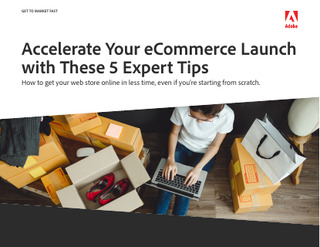 Accelerate Your eCommerce Launch with These 5 Expert Tips