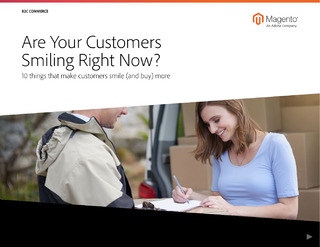 10 Commerce Secrets Guaranteed to Keep Your Customers Smiling