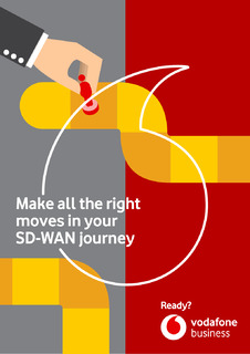 Vodafone-GlobalData APAC Ready Network: Make all the right moves in your SD-WAN journey