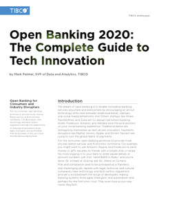 Open Banking: The Complete Guide to Tech Innovation