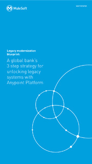 A global bank's 3 step strategy for unlocking legacy systems
