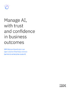 Be confident in your AI