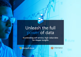 Unleash the full power of data