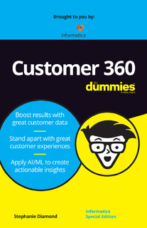 Customer 360 for Dummies