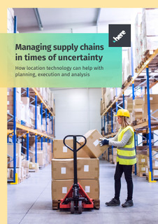 Managing Supply Chains in Times of Uncertainty