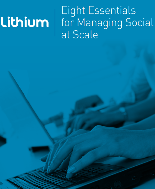 8 Essentials for Managing Social at Scale