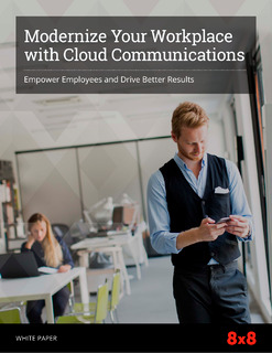 Modernize Your Workplace with Cloud Communications