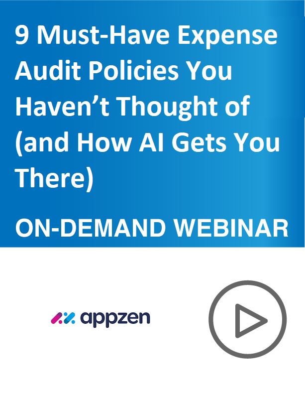 9 Must-Have Expense Audit Policies You Haven't Thought of (and How AI Gets You There)