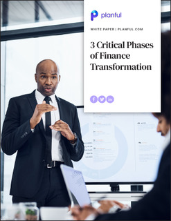 The 3 Critical Phases of Financial Transformation