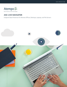 ASG-Live Navigator: Endpoint Data Protection for Remote Offices, Desktops, Laptops and File Servers
