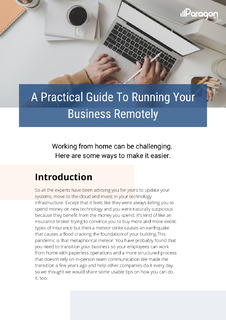 A Practical Guide to Running Your Business Remotely