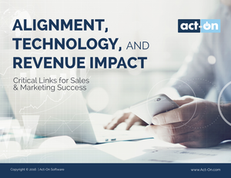 Alignment, Technology, and Revenue Impact