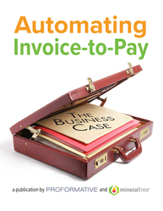 Automating Invoice-to-Pay