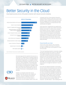 Better Security in The Cloud