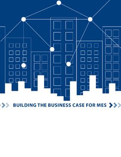Building the Business Case for MES