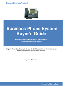 Business Phone System Buyer's Guide